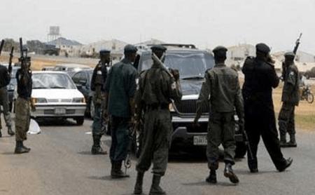 Is Igbo land at war?
